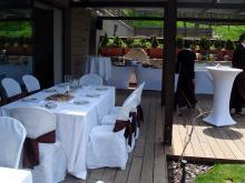 Кетъринг: Градинско парти в кв. Бояна, 35 гости - 19.04.2009г