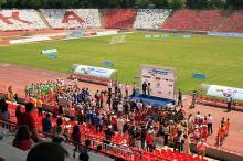 Кетъринг: Данониада - стадион Българска Армия - 01.06.2011г.