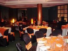 Кетъринг: Юбилей по случай 50-сет годишнина в р-т Wasabi Lounge, 80 гости - 1.08.2008г