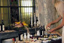 Кетъринг: 20 - годишнина на Театрален колеж Любен Гройс-20.09.2011г.