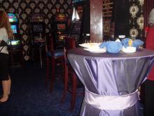 Кетъринг: Откриване на казино БРИЗ, 80 гости - 21.05.2010г.