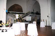 Кетъринг: Презентация на продукти KLORANE  в Националният археологически музей - 22.03.2011г.
