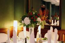 Кетъринг: Сватба в р-т Wasabi Lounge 80 гости - 22.08.2010г.