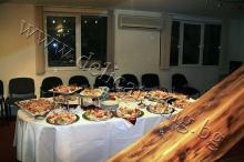 Кетъринг: Коледно парти за служители 22.12.2011г.