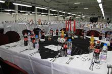 Кетъринг: Коледно парти за служители на ф-а Паралел в град Севлиево 23.12.2011г.
