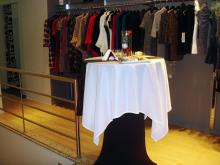 Кетъринг: Откриване на магазин Y-LONDON, 40 гости - 23.12.2009г.