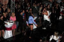 Кетъринг: Коктейл-ревю на  Pierre Рierucci във ЦДНА - 24.03.2011г.