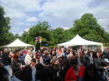 Кетъринг: Денят - СВЕТИ ДУХ, районен празник на СО Слатина - 24.05.2010г.