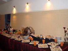 Кетъринг: Две години списание Баня и Спа, 200 гости - 24.11.2008г