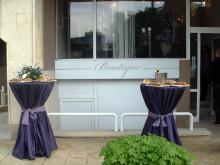 Кетъринг: Откриване на бутик Boutique VINCIT -26.04.2010г.