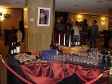 Кетъринг: Коктейл след ревю Каза Сицилия, 100 гости - 26.05.2008г