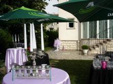 Кетъринг: Градинско парти в частен дом, 40 гости - 26.06.2008г