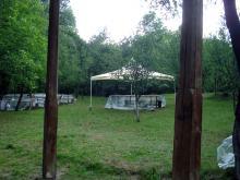 Кетъринг: Оборудване под наем в Екоселище - Троянския балкан - 26.06.2010г.