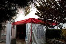 Кетъринг: Оборудване под наем в Посолство на Австрия - София, 26.10.2010г.