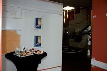 Кетъринг: Коктейл след презентация в офис на ф-а Стилстрой Трейдинг, 50 гости - 26.11.2010г.