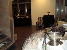 Кетъринг: Откриване на офис на фирма Стилстрой, 150 гости - 27.11.2008г