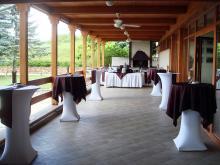 Кетъринг: Диамантена сватба - Ловен дом яз. Студена, 50 гости - 28.06.2009г