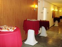 Кетъринг: Коктейл в Областна Администрация - София град, 70 гости - 28.09.2009г.
