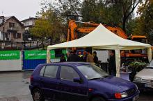 Кетъринг: Оборудване под наем в кв. Симеоново, 28.10.2010г.