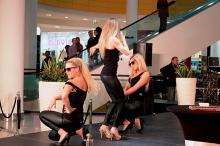 Кетъринг: Коктейл - ревю - МОЛ Сердика  29.04.2011г