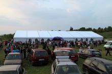 Кетъринг: Сватба в град Лом-500 гости 29.05.2011г.
