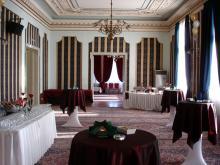 Кетъринг: Коктейл във Военен клуб - ЦДНА, 80 гости - 29.06.2008