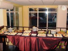 Кетъринг: Детски рожден ден в парти клуб Бази, 80 гости - 29.11.2009г.