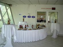 """Кетъринг: Данониада""""- стадион-Българска Армия, 30 гости-30.05.2008г"""