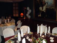 Кетъринг: Сватба в р-т Wasabi Lounge, 100 гости - 30.05.2009г.