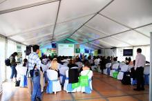 Кетъринг: Бизнес форум-Зеленото бъдеще на България-30.06.2011г.