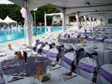 Кетъринг: Сватба в град Търговище - Хотел Белият кон -30.07.2011г.