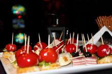 Кетъринг: Рожден ден на казино YES, 70 гости - 30.08.2010г.