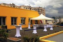 Кетъринг: Фирмено парти в бизнес парк София-03.06.2011г.