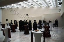Кетъринг: Празничен коктейл в Руския културно-информационен център 4.12.2011г.