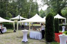Кетъринг: Световен ден на околната среда в резиденция лозенец-05.06.2011г.