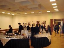 Кетъринг: Благотворителен коктейл организиран от партия Герб, 400 гости - 05.12.2008г