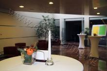 Кетъринг: Коктейл в сградата на Медицинска Техника Инженеринг 5.12.2011г.