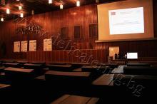 Кетъринг: Кафе пауза в Националния център по обществено здраве и анализи 6.12.2011г.