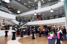 Кетъринг: Откриване на сграда - Идея Билдингс, 07.04.2012г.