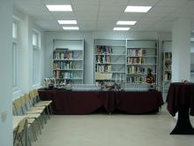 Кетъринг: Откриване на библиотека към Американски Научен Институт, 45 гости - 9.05.2008г
