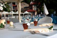 Кетъринг: Сватба проведена  в хотел Кабей село Усойка-09.07.2011г.
