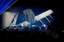 Кетъринг: Оборудване под наем за концерта на Жан Мишел Жар  в зала Арена Армеец-09.10.2011г.