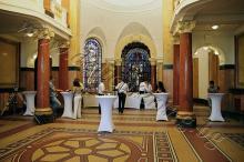 Кетъринг: СУ Св. Климент Охридски, Първа национална конференция ЕНВИЖЪН-09.09.2011г.