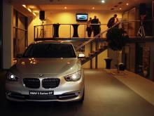 Кетъринг: Презентация на новото поколение на BMW 5-Серия в гр. Плевен, 100 гости – 25.03.2010г.