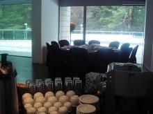 Кетъринг: Кафе пауза в частен дом - Бояна, 12 гости - 23.01.2009