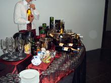 Кетъринг: Частно парти в кв. Бояна, 30 гости - 08.10.2008г