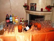 Кетъринг: Детски рожден ден в частен дом Бояна, 20 гости - 13.02.2009г