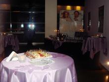 Кетъринг: Коктейл преди прожекция в CCS | Сити Център София, 100 гости - 20.01.2010г.