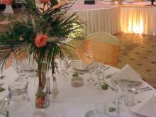 Кетъринг: Сватба в ЦДНА, 160 гости-21.09.2008г