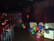 Кетъринг: Дискотека Амор - частно парти, 40 гости - 08.11.2008г